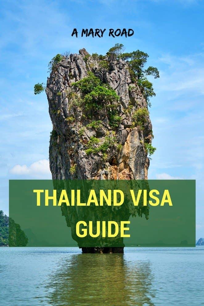 HOW TO GET A THAILAND VISA, thailand visa guide, free visa to thailand, visa on arrival thailand